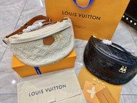 LV Louis Vuitton Monograma Designer de Luxo Hoto Mais Novo Stlye Bumbag Cross Cruz Ombro Correia Bolsa De Cintura Bolsa Bolsas Bolso Bumbag Bumbag Pack Fanny Bug Bags