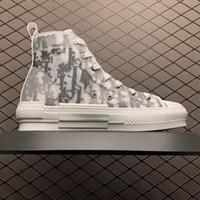 Beste Limited Edition Benutzerdefinierte Leinwandschuhe, Mode Vielseitige Hohe und niedrige Schuhe, mit Originalverpackung Schuhkasten Lieferung 34-45