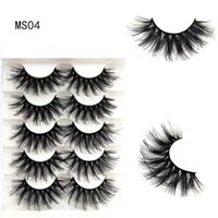 20mm 3D Faux Mink Eyelashes Natural Long Soft Lashes Make Up Tools Fluffy Eyelash Extension For Beauty