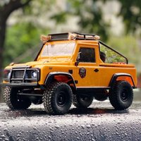 136161 1 16 2.4G 2WD Rock Crawler RC Car Off-Road Truck Vehicle Remote Control Model Kids Battery Powered Cars Toys Boy Gift