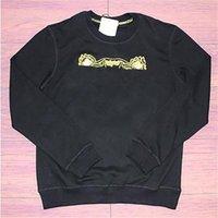 KO Marka Hoodie Tişörtü Erkekler Kaplan Başkanı Işlemeli Kadın Sonbahar Kış Tasarımcı Hoodies Casual Streetwear Jogger Giyim Asya S-XXL