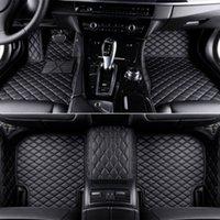 car floor mats for Mercedes Benz all models A B E C ML GLK GLA GLE GL CLA CLS S R A B CLK SLK G GLS GLC 2003-2021