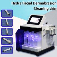 Ydra Facial Machine Vendita Diamante Peel Skin Dermabrasion Anti Invecchiamento Hydro Facial Machine MicroderMabrasione Pelle di pulizia profonda Venduto da Crea