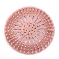 Fileiros de silicone para capturador de cabelo Startper Drenagem de drenagem filtro Fácil de instalar e limpar o terno GVE7404
