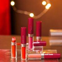 아름다움 Glazed 20 색 Lipgloss 매트 벨벳 액체 립스틱 방수 비 스틱 컵 비 페이딩 립 유약 지속