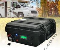 12 V LIFEPO4 100AH Güneş Pil Paketi 200Ah RV Şarj Edilebilir Lityum Demir Piller 150AH Açık Motor Için Bluetooth BMS ile