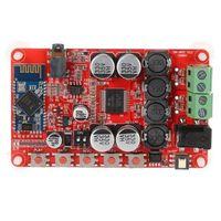 TDA7492P Kablosuz Bluetooth CSR4.0 AUX girişi ve anahtar fonksiyonu ile ses alıcısı güç amplifikatörü modülü