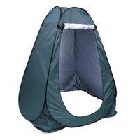1 stück Camping Zelt Outdoor Automatisches Wechseln von Kleidung Zelt bewegliche Toilette