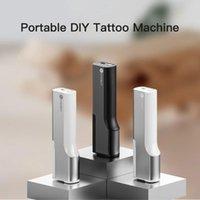Evebot PrintPen Jato De Inkjet Máquina de Impressão Azul Dente Printpen Máquina De Tatuagem Dores Impressão De Imagem Pen Mini Marcador # R15