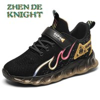 Athletic & Outdoor Fashion Kid Running Sneakers Summer Children Casual Shoes Lightweight Boys Designer Sport Breathable Mesh Tenis