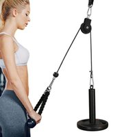 Fitness Loading Pin Pulley Cable System Attacco Allenamento Dumbbell Strength Rack Workout Allenamento Sollevamento Peso Esercizi per le donne