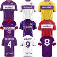 2021 2022 Fiorentina Futbol Forması 21 22 Vlahovic Castrovilli Amrabat Bonaventura Pulgar 88 89 Roberto Baggio Dunga 83 85 Antognoni Passarellan Futbol Gömlek