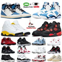 أحذية كرة السلة المنخفضة 1 1s القادمون الجدد 1 Shadow Paris UNC الصنوبر الأخضر شيكاغو هايبر رويال أحذية رياضية خارجية أحذية رياضية للرجال مقاس 36-45
