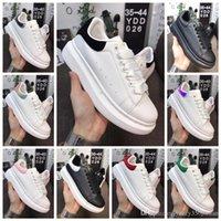 MCQUEENS ALEXANDER With Box 2021 designer overseized ll alexander new ok s mqueen men women shoes platform sneakers 36-4 RCk LeI