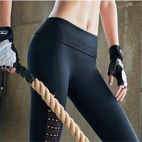 Yoga Outfits Sexcus Frauen Nahtlose Sportkapris High Elastic Slim Leggings Taille Workout Laufende Strumpfhose 3/4 Länge Sporthosen