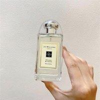 Premierlash Jo London Malone Perfume 100ml Eau de Cologne الإنجليزية الكمثرى البرية Bluebell Lime Basil Mandarin Sakura دائم رائحة العطر الشديد تسليم سريع