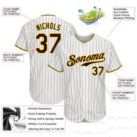 Jersey di baseball personalizzato B2 City Seattle Texas Men Women Youth Size S-3XL Stampa maglie