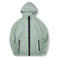Topstoney 2020 KONNG GONNG Neue Frühling und Sommer Dünne Jacke Mode Marke Mantel Outdoor Sun Proof Windjacke Sonnencreme Kleidung