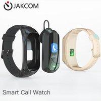 Jakcom B6 Smart Call Watch منتج جديد من الأساور الذكية كأسارة ذكية E07 Vivoact 3 6x Pro