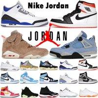 Zapatillas de baloncesto Jumpman retro para hombre Mujer 11 11s Low Legend Blue 6s British Khaki 4 4s University Black Cat Zapatillas deportivas