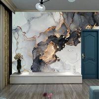 Пользовательские ландшафтные маслом живопись Фото росписи обои настенные бумаги для гостиной диван спальня дома декор съемный контактная бумага