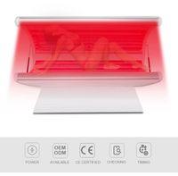 Top Qualité Dernier Collagène Collagen Traties de beauté Machines Machine à lits de la peau Rajeunissement rouge de la peau pour salon de beauté