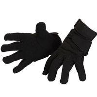 XINDA 야외 전술적 인 풀 손가락 장갑 미끄럼 방지 검은 이글 지옥 폭풍 무술 싸움 공중 작업 착용