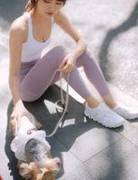 Женщины леггинсы сплошные цвета дышащий материал трексуита высокой талии супер эластичные бесшовные йоги брюки идеально подходят для упражнений WG-DDK37001