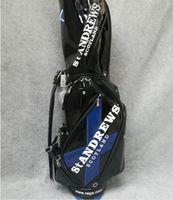 Limite Vendita Nuovo Arrivo Brand Brand Cat Golf Sacchetto di Golf Limite Vendita Alta Qualità Donna Impermeabile PU in pelle PU STANDARD BALL BAD SEND FREE SEND BATTERCOVER