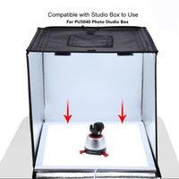 Puluz 1200LM светодиодная фотография теповая нижняя лампа лампы для 40 см фото студия съемки палатки не полевой