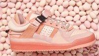 Bad Bunny x Originals Forum Osterei Niedrig Chaussures De Designer Sneakers Schuhe Teenager Aktive Laufkräfte Little University Sport