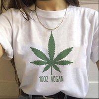 Mignon femmes tops végétalien harajuku esthétique femmes t-shirt ullzang kawaii 90s graphique dessin animé tuhirt mode estival été
