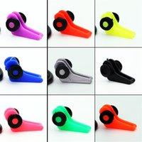 Multiple Farbe Kunststoff Angelrute Pole Haken Keeper Lure Löffel Köder Höhenhalter Kleine Angelzubehör IS0301 329 x2