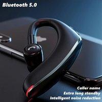 Casque Bluetooth sans fil F900 TWS 5.0 Ecouteurs Écouteurs Écoutosables Écouto-oreillette Touche Touch Casque d'oreille Casque d'oreille avec écran de puissance