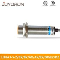 Smart Home Control LJ18A3-5-Z / BX / BY / AX / EY / EX / EZ / EZ / DZ اسطوانة استشعار Promixity الاستشعار M18 NPN PNP 5MM DC 6 ~ 36V