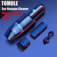Aspirador de aspirador Tomule Tomule Fio de Carregamento Familiar Dual Propósito Dual Pequeno Mini Alta Poder Para Forte Sucção