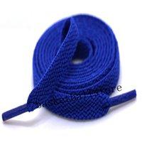 2021 Shoelace Unisex corde multicolore cerato cordone rotondo vestito scarpa laces fai da te di alta qualità solido 100-150 cm colorato 31