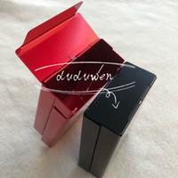 패션 패턴 C 합금 담배 상자 패션 C 클래식 블랙 담배 저장소 빈