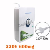 600mg h Ozone Generator Ozonator O3 Timer Air Purifier Air Cleaner Purify Oil Vegetable Meat Food Air Water Ozonator Ionizer
