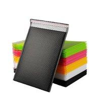 Toptan Kabarcık Mailers Yastıklı Zarflar Köpük Ambalaj Nakliye Çanta Kabarcık Posta Zarf Çanta 38x28 cm Hediye Paket Mix Renkler Sdgh