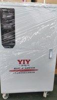 TNS / SVC-3-30KVA YIY AC-Servo-Typ Automatischer Spannungsregler-Transformator-Stabilisator Weiter Vlateg-Eingangsbereich 280V-430V 3-Phase 4-Draht 50 / 60Hz Triphasic