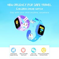THE NEW Kids Smart WatchY85 Anti-lost LBS Location SOS Smartwatch 2G SIM Card Call Touch Screen IP67 Waterproof Children Watch
