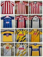 Liga MX 2021 Tigres Unams Unam Retro Soccerys Soccerys Gignac 21 22 Chivas Guadalajara O.Peralta Giovani Shirts de football