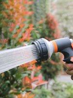 Watering Equipments Multifunctional Garden Water Gun Hose Nozzle Household Car Wash Sprinkler Pipe Tool