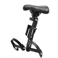 Saddles de vélo Siège pour enfants pour les vélos de montagne   Sièges de vélo montés à l'avant Enfants de 2 à 5 ans Tous Adulte MTB Facile à installer
