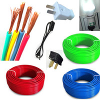 (A597 / 08) 1-4 Core Wire 1.5 / 2,5 / 4/6/10 / 16-120 mm² Cavi per cavi elettrici per esterni