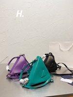 2021 Роскошные портативные сумки для портативных на ремнях женская мода дизайнерский дизайнер подмышечный мешок размером 22 * 15см