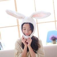 Caps & Hats Pp Cotton Cute Soft Ear Cap Warm Toy Po Prop Children Hood Modeling Accessories