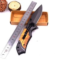 Folding Pocket Knife Survival Tactical Knife Combat Hiking Camping Hunting Outdoor high hardness Utility Knives EDC Self-defense Multi Tools
