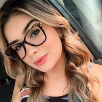 Lonsy Blue Light Blocking Lesebrille Frauen Vintgae Optische Brille Hyperopia Brillen Brillen Gafas de Lectura Diopter